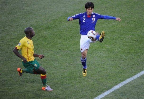 ЧМ-2010. Япония скромно победила Камерун (видео)
