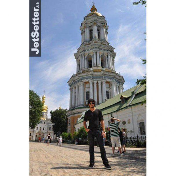 Ісус Лус у Києві гуляв містом