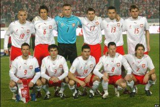 Кожен третій поляк впевнений, що їх збірна грає на ЧС-2010