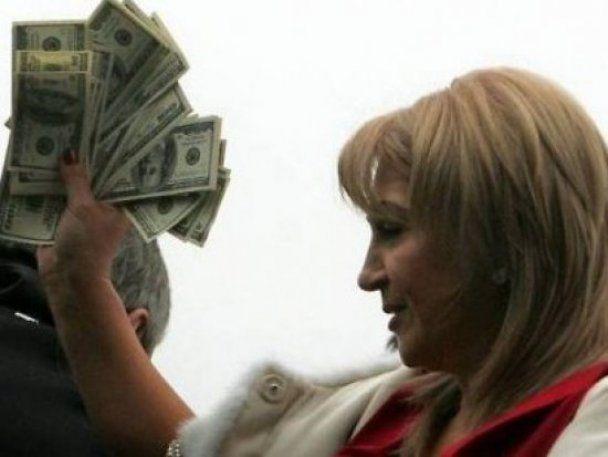 Жена Черновецкого накупила картин на 4,5 миллиона