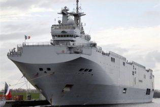 Франция поделится с Россией оборонными технологиями