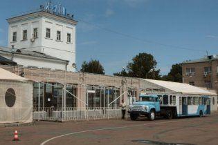 Аеропорт в Жулянах віддали невідомій компанії
