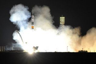 З Байконуру до МКС стартував сотий космічний корабель