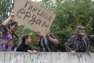 США согласны отправить в Киргизию своих военных - желательно, вместе с российскими