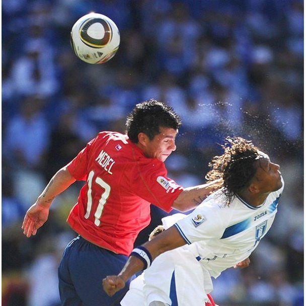 ЧМ-2010. Чили скромно победили Гондурас (видео)