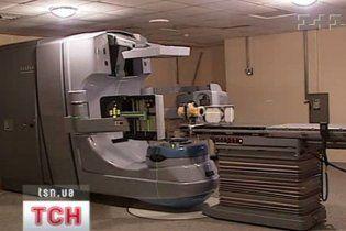 В Киеве появился чудо-аппарат для лечения онкобольных