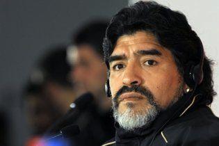 Президент Федерации футбола Аргентины: я не хотел расставаться с Марадоной