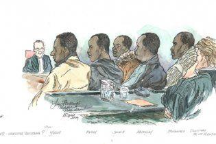 В Европе впервые осудили сомалийских пиратов