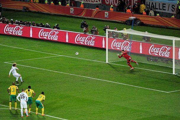 Уругвай розгромив господарів чемпіонату світу (відео)