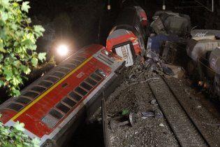 В Германии столкнулись товарный и пассажирский поезда