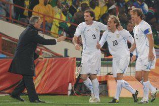 ЧС-2010. ПАР - Уругвай. Післяматчеві коментарі