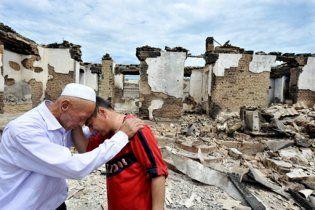 Спецслужби: жертвами погромів у Киргизії стали майже 2 тисячі людей