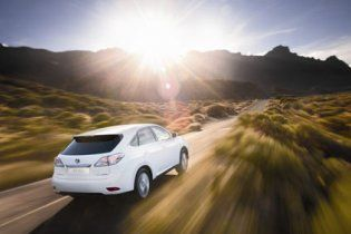 Lexus RX 450h 2010 года по цене 71 000 евро