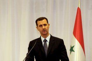 Президент Сирії звільнив всіх заарештованих під час протестів