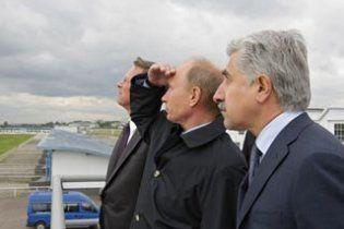 Путину показали полет российского истребителя с искусственным интеллектом
