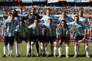 Аргентина запропонувала Україні зіграти в футбол