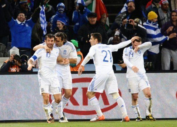 Греція здобула історичну перемогу на чемпіонаті світу (відео)