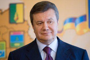 Янукович пообіцяв діаспорі, що українська буде державною мовою