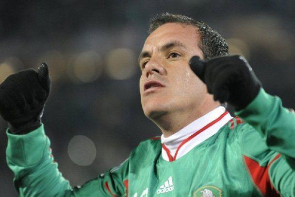 Мексика відправила Францію у нокаут (відео)