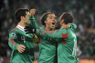 Футболісти збірної Мексики покарані за вечірку з повіями