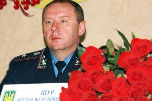 Милицию Львовщины возглавил генерал-майор Щур