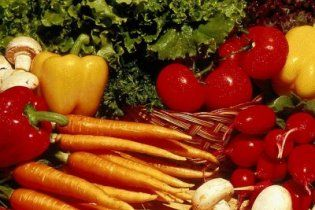Цены на овощи в Украине превысили европейские