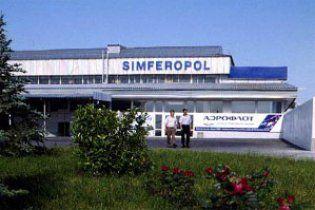 Россиянин задержал самолет из Симферополя в Москву