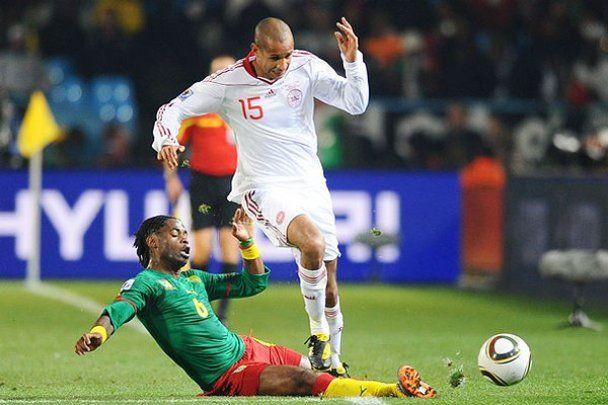 Данія здобула вольову перемогу над Камеруном (відео)