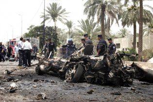Вибух смертника біля офісу телеканалу в Багдаді: четверо загиблих, багато поранених