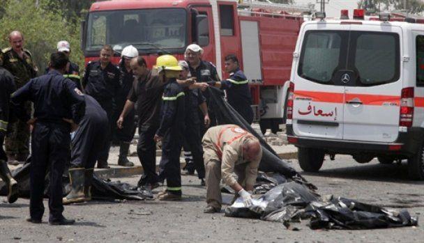 Двойной теракт в Багдаде: 26 погибших