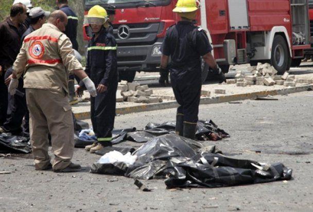 Подвійний теракт у Багдаді: 26 загиблих