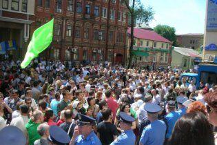Влада Харкова сфальсифікувала рішення громадських слухань щодо лісопарку