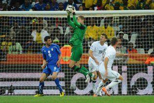 Сенсация! Италии не удалось обыграть Новую Зеландию (видео)