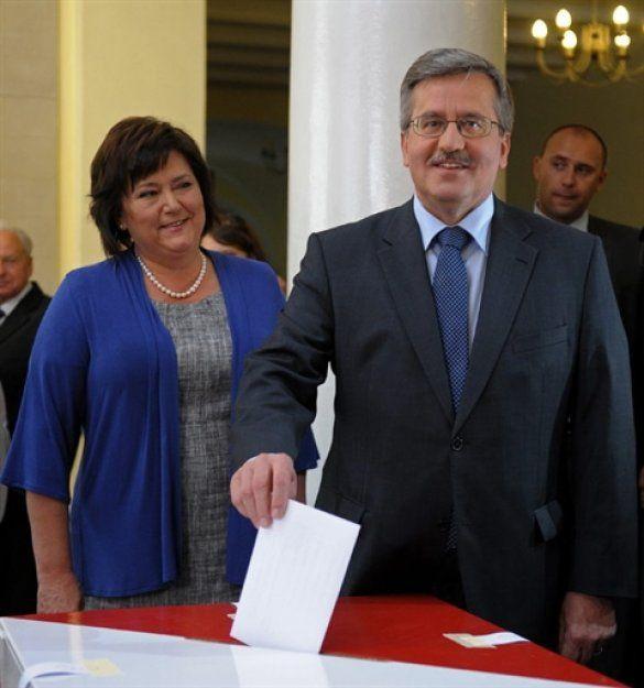 Голосування у Польщі