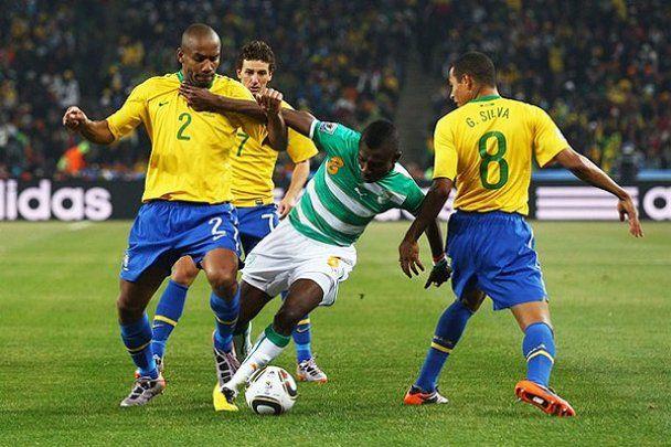 Бразилія перемогла Кот-д'Івуар і вийшла у плей-офф Мундіалю (відео)