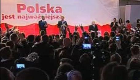 В Польщі обирають президента