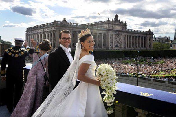 Королевская свадьба в Швеции: принцесса и тренер