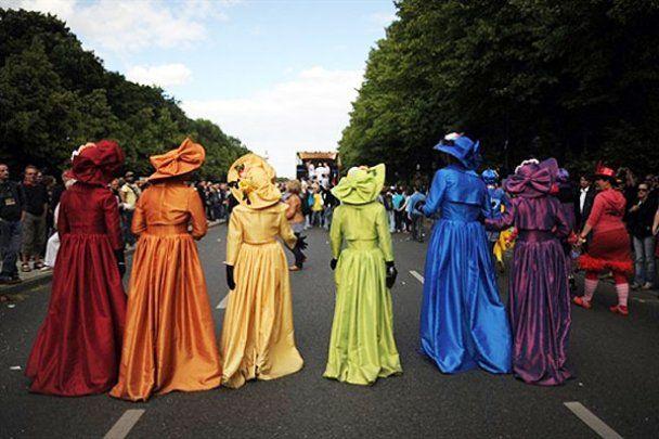 Гей-парад Christopher Street Day у Берліні