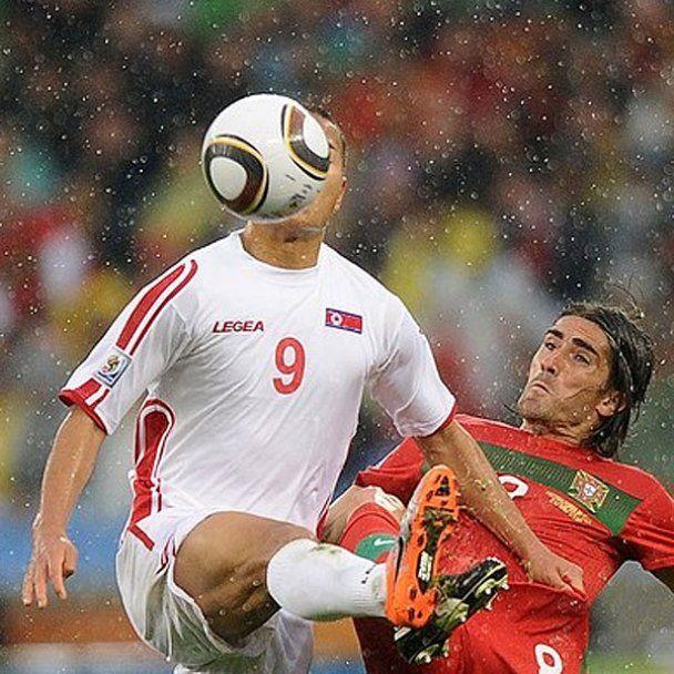 Португалія знищила КНДР з рахунком 7:0 (відео)