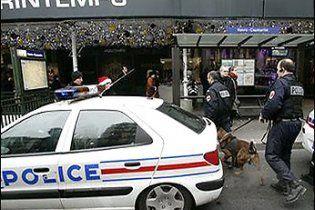 У центрі Парижа розстріляли п'ятьох людей з пістолета-кулемета