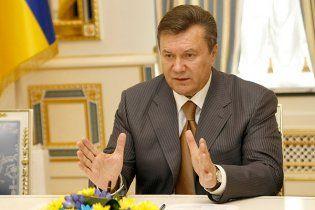Янукович: выборы на 99% будут в октябре