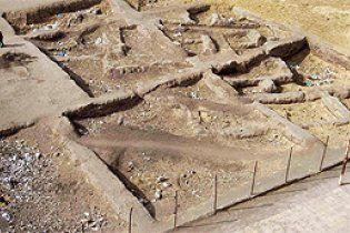 Ученые нашли в Египте подземный город с тысячелетней историей