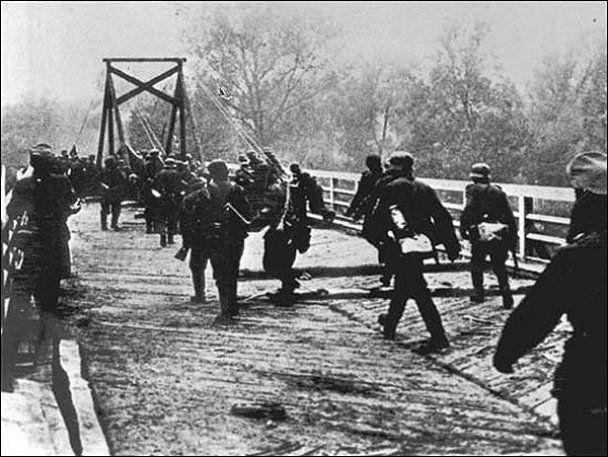А завтра была война. Фотохроника июня 1941 года