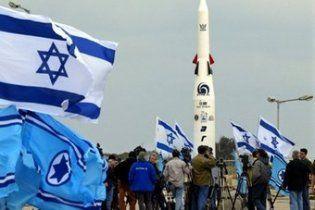 Ізраїль запустив новий супутник-шпигун