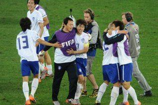 Корейский футболист оказался в центре скандала с договорными матчами