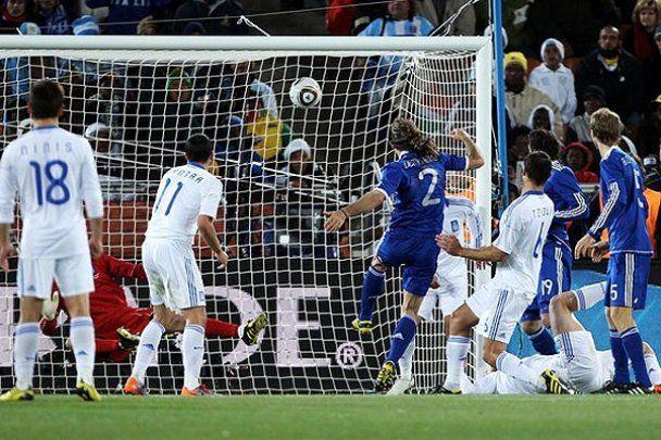 Аргентина виграла всі матчі у групі В