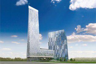 В Москве снесут 22-этажный небоскреб, признанный самостроем