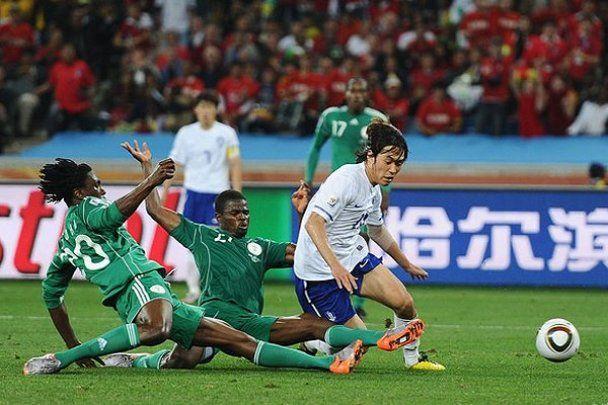 Корея вийшла у плей-офф чемпіонату світу
