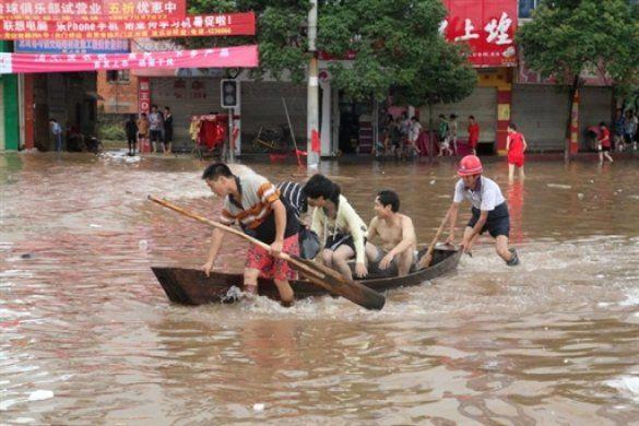 Повінь у Китаї_2