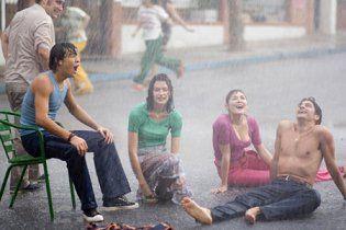 Погода в Украине на четверг, 24 июня